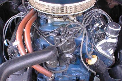Cleveland -- The Ford V-8 Engine Workshop