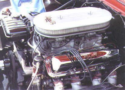 1964 Galaxie 427-8V